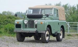 Landrover Series 2