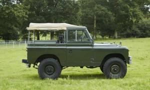 Landrover Series 2A