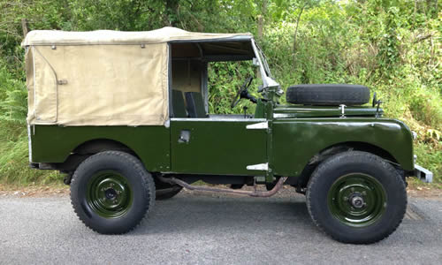 Landrover Series